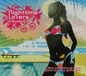 Nighttime Lovers Vol.6, Diverse Interpreten