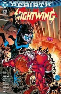 Nightwing (2. Serie) - Blockbuster, Tim Seeley, Miguel Mendonça, Minkyu Jung