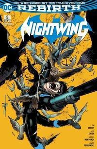 Nightwing (2. Serie) - Raptors Rache, Tim Seeley, Miguel Mendonça, Scot Eaton