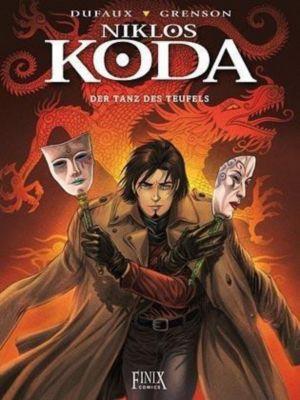Niklos Koda - Der Tanz des Teufels, Jean Dufaux, Olivier Grenson