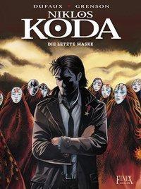 Niklos Koda / Die letzte Maske