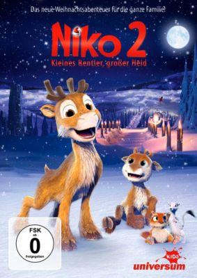Niko 2 - Kleines Rentier, grosser Held, Marteinn Thorisson, Hannu Tuomainen