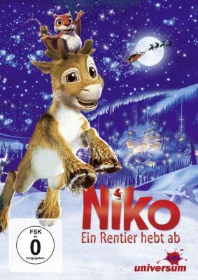 Niko - Ein Rentier hebt ab, Ein Rentier hebt ab Niko