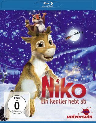 Niko - Ein Rentier hebt ab, Hannu Tuomainen, Marteinn Thorisson, Mark Hodkinson