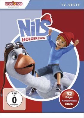 Nils Holgersson - Komplettbox DVD-Box, Diverse Interpreten