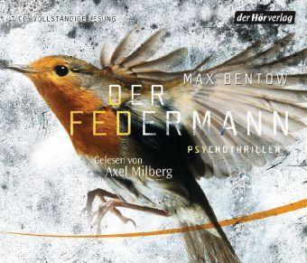 Nils Trojan Band 1: Der Federmann (7 Audio-CDs), Max Bentow