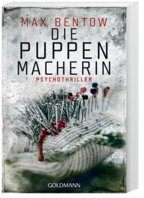 Nils Trojan Band 2: Die Puppenmacherin, Max Bentow