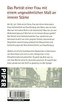 Nina Schenk Gräfin von Stauffenberg - Produktdetailbild 2