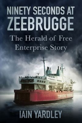Ninety Seconds at Zeebrugge, Iain Yardley