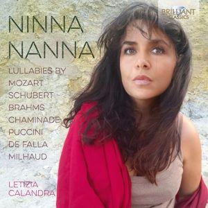Ninna Nanna-Lullabies, Letizia Calandra, Mirella Del Bono, Andrei
