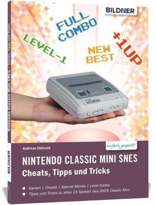 Nintendo Classics Mini SNES - Andreas Zintzsch |