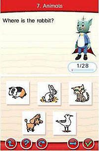 """Nintendo DS """"Lernerfolg Grundschule"""", Klassse 1 - 4 (Ausführung: Englisch) - Produktdetailbild 2"""