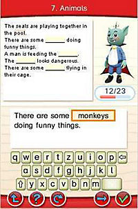 """Nintendo DS """"Lernerfolg Grundschule"""", Klassse 1 - 4 (Ausführung: Englisch) - Produktdetailbild 3"""