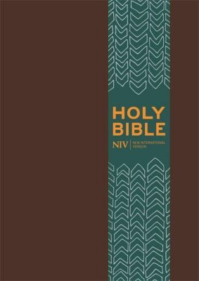 NIV Pocket Brown Imitation Leather Bible
