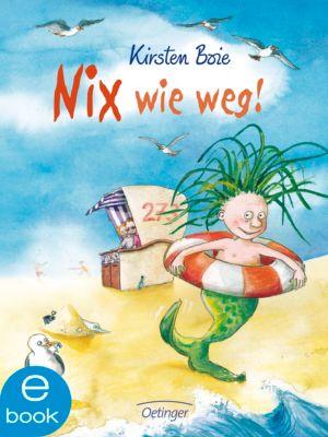 Nix wie weg!, Kirsten Boie