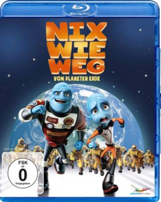 Nix wie weg - vom Planeten Erde, Tobias Meister, Olaf Reichmann, Charles Rettinghaus