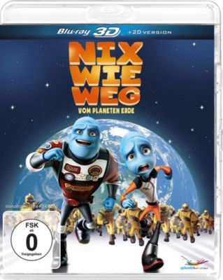 Nix wie weg vom Planeten Erde - 3D-Version, Tobias Meister, Olaf Reichmann, Charles Rettinghaus