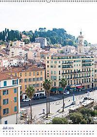 Nizza - Cote d'Azur 2019 (Wandkalender 2019 DIN A2 hoch) - Produktdetailbild 7