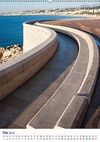 Nizza - Cote d'Azur 2019 (Wandkalender 2019 DIN A2 hoch) - Produktdetailbild 5
