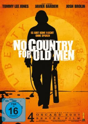 No Country for Old Men, Cormac McCarthy