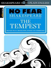 No Fear Shakespeare: Tempest, Sparknotes
