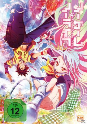 No Game No Life Vol. 1, Jukki Hanada