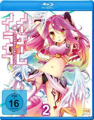 No Game No Life - Volume 2 - Episode 05-08, N, A