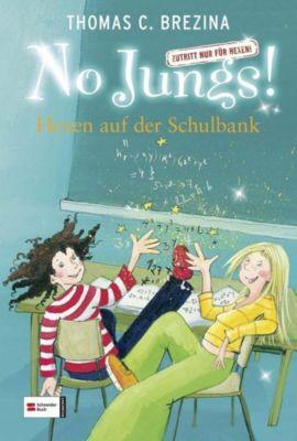 No Jungs! Band 7: Hexen auf der Schulbank, Thomas Brezina