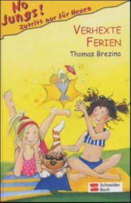 No Jungs! Band 9: Verhexte Ferien, Thomas Brezina