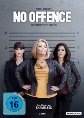 No Offence - Staffel 2, Paul Abbott