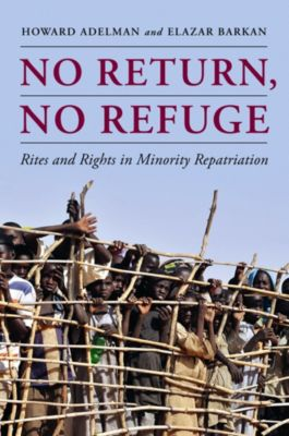 No Return, No Refuge, Elazar Barkan, Howard Adelman