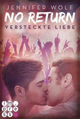 No Return: Versteckte Liebe, Jennifer Wolf
