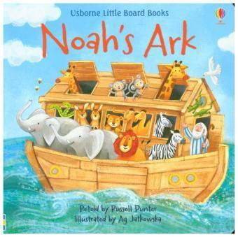 Noah's Ark, Russell Punter