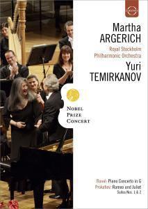 Nobel Prize Concert 2009, Argerich, Temirkanov, Royal Stockholm Po