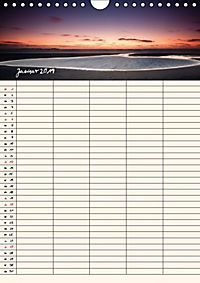 Noch mehr Föhrweh Familienplaner (Wandkalender 2019 DIN A4 hoch) - Produktdetailbild 1