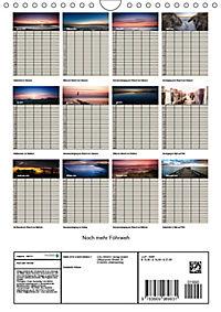 Noch mehr Föhrweh Familienplaner (Wandkalender 2019 DIN A4 hoch) - Produktdetailbild 13
