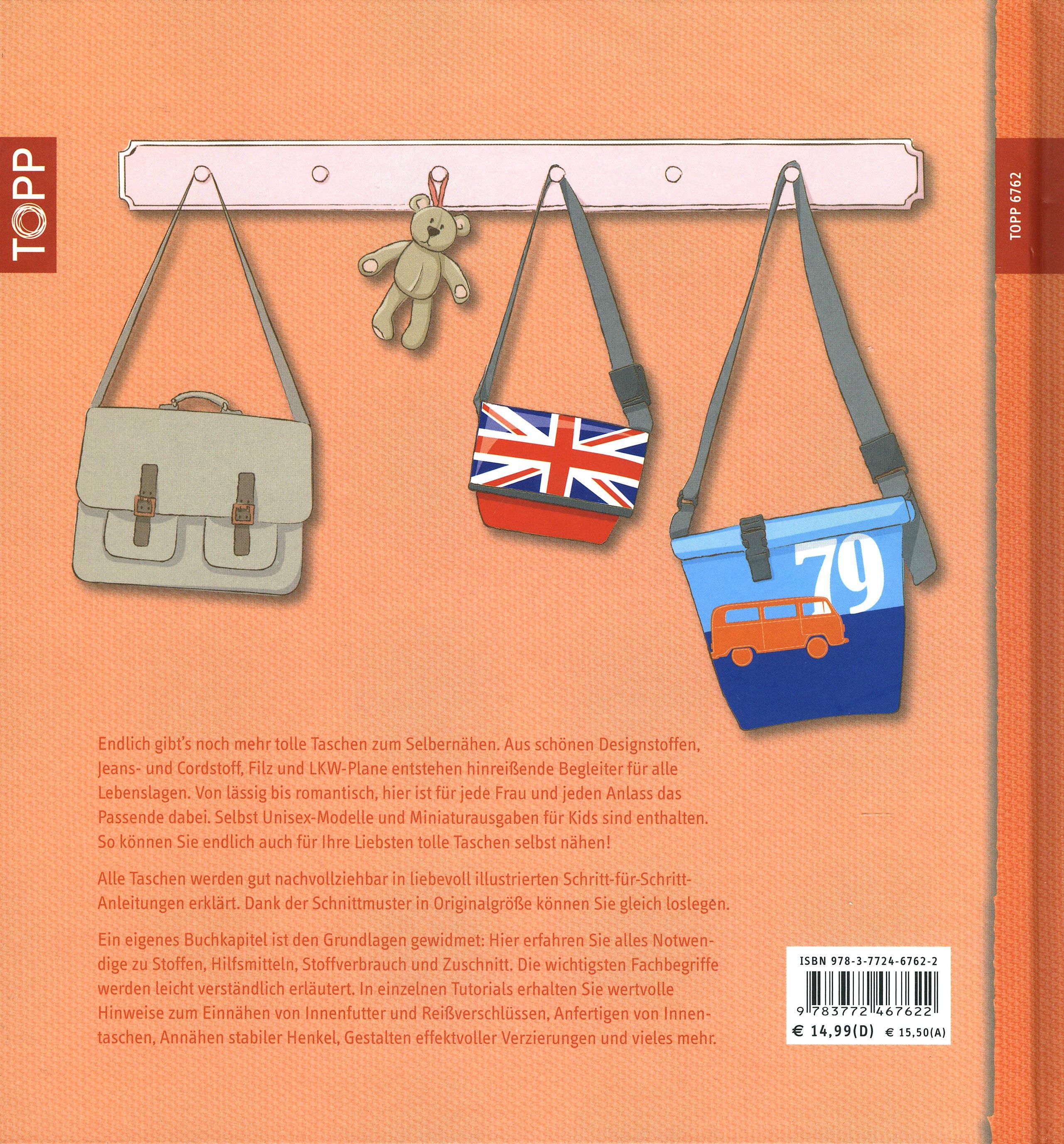 8968fd6804ed7 Noch mehr tolle Taschen selbst genäht Buch portofrei - Weltbild.de