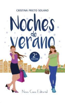 Noches de verano, Cristina Prieto Solano