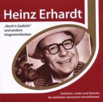 Noch'n Gedicht und andere Ungereimtheiten, 1 Audio-CD, Heinz Erhardt