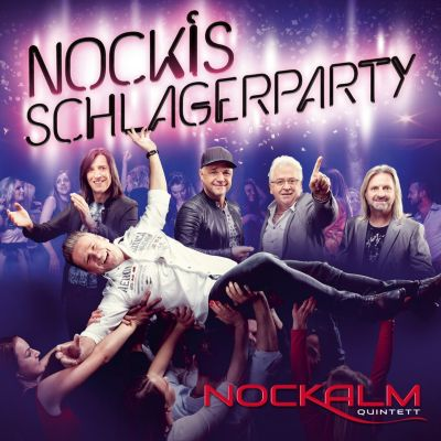 Nockis Schlagerparty (Deluxe Edition, 2 CDs), Nockalm Quintett