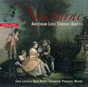 Nocturne, Amsterdam Loeki Stardust Quartet