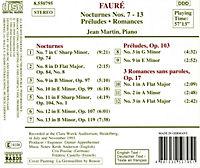 Nocturnes 7-13 - Produktdetailbild 1