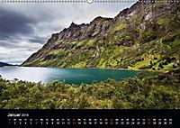 Nördliches Norwegen (Wandkalender 2019 DIN A2 quer) - Produktdetailbild 1
