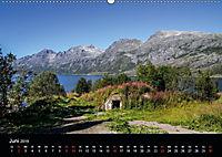Nördliches Norwegen (Wandkalender 2019 DIN A2 quer) - Produktdetailbild 6