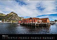 Nördliches Norwegen (Wandkalender 2019 DIN A2 quer) - Produktdetailbild 3