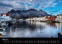Nördliches Norwegen (Wandkalender 2019 DIN A2 quer) - Produktdetailbild 5