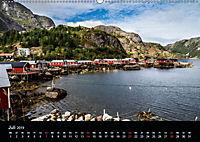 Nördliches Norwegen (Wandkalender 2019 DIN A2 quer) - Produktdetailbild 7