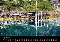 Nördliches Norwegen (Wandkalender 2019 DIN A2 quer) - Produktdetailbild 8