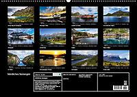 Nördliches Norwegen (Wandkalender 2019 DIN A2 quer) - Produktdetailbild 13