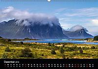 Nördliches Norwegen (Wandkalender 2019 DIN A2 quer) - Produktdetailbild 12